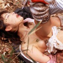 【ガチレイプ】やり過ぎの犯行で被害者に死を感じさせる悲惨な野外レイプ