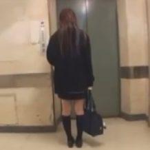 【集団レイプ動画】乗ったら終わり!エレベーターで女性たちが次々とレイプ集団の餌食になる