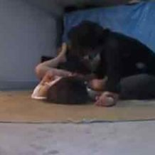 【拉致レイプ動画】色白の女の子拉致して倉庫に無理やり連れ込んで強姦中出しする鬼畜魔!