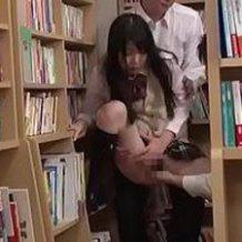 【JKレイプ動画】心休まる場所はない...学校の至るところで男達の性処理道具にされる女子校生!