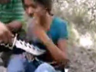 【本物レイプ動画】この泣き声は・・・野外で少女がハメ撮り強姦されるガチ素人投稿映像流出!