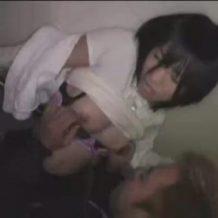 【ガチレイプ動画】泥酔してトイレで倒れてる女子大生をDQNが中出し強姦!