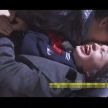【ロリ レイプ動画】人身売買されたJKの末路・・・精子専用のお便所と化した元・処女の膣穴に中出し