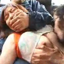 【リアルレイプ動画】車で女を拉致して本気で嫌がる姿に興奮する男の鬼畜映像
