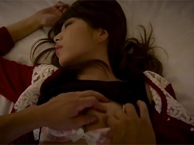 【リアルレイプ動画】泥酔いしたOL美女をホテルに連れ込んで生でハメる強姦魔