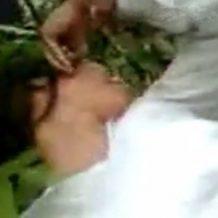 【本物レイプ動画】一人の女性を犯すのは容易いとこ...無修正のガチ強姦映像は見応えありだが...