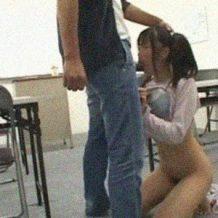 【リアルレイプ動画】塾に通ってるツインテールの女の子を講師が強姦し生ハメする