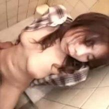 【ガチレイプ動画】居酒屋トイレで酔いつぶれている女子大生をDQN男が中出し強姦…