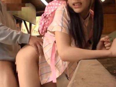 【JSレイプ】家族でキャンプに来ていた幼い小○生を拉致し性的暴行!
