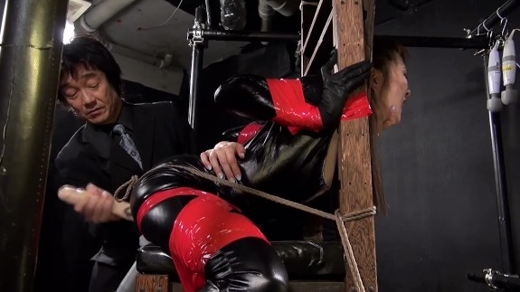 【SM】絶叫悶絶地獄のエロ拷問!女の四肢の自由を奪い凌辱の限りを尽くす… レイプ動画