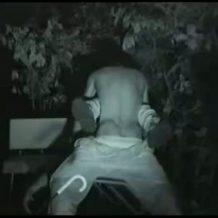 【無修正レイプ動画】ガチ強姦映像流出!深夜の公園で糞ガキ2人輪姦されるギャル…