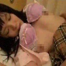 円光JKとキメセクしたったwww危険すぎるハメ撮りする昏睡レイプ映像が流出!!