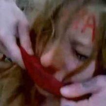 【本物レイプ】服を剥ぎとられ拉致られた女の子が力づくで輪姦されていく ニュースにもなった凄惨な現場映像・・・