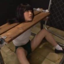 【ロリレイプ】女子校生の四肢の自由を奪って監禁し性奴隷調教する鬼畜の所業…