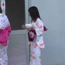 【ロリレイプ】夏祭りに少女を襲った悲劇 浴衣姿の女子校生が知らない男達から輪姦されていく光景・・・