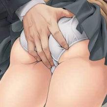 【痴漢】プロがテクニック披露!買い物中の無警戒で気が弱そうな女性の尻に触れながその様子を記録した犯行映像