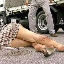 ※昭和の鬼畜レイプ!若妻を車で轢き飛ばした挙げ句、山奥で中出し...